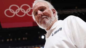Gregg Popovich's NSFW Speech After Winning The Gold Medal Is Patriotism At Its Finest