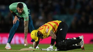 The World's Most Unlucky Cricket Player Got Hit In The Nuts Twice On Consecutive Balls