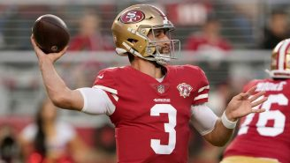 Josh Rosen Made The Worst Throw Of The NFL Preseason, If Not The Entire Year