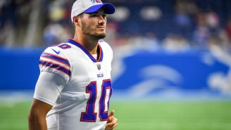 Bears Fans Were Sick Watching Mitch Trubisky Carve Up Their Defense During Preseason Game
