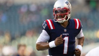 NFL Fans React To Patriots Cutting Cam Newton And Naming Mac Jones Their Starting QB