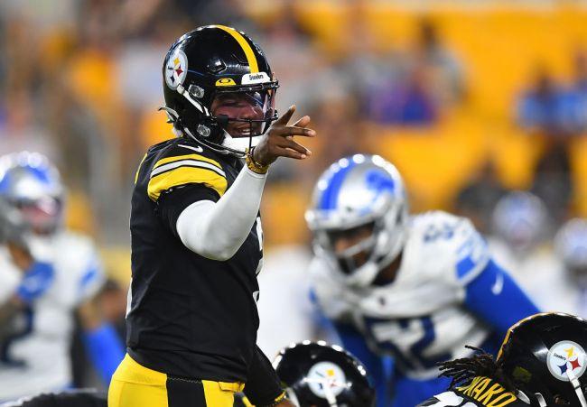 Dwayne Haskins Pittsburgh Steelers