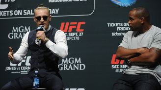 UFC Commentator Daniel Cormier Fires Back At Conor McGregor 'Worry About The Dudes That Keep Beating Your Ass'