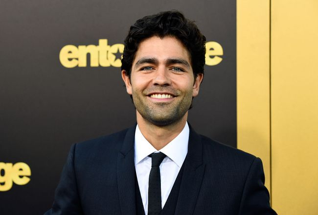 After a decade-long hiatus from TV, Adrian Grenier is making his return to the small screen with Clickbait on Netflix.