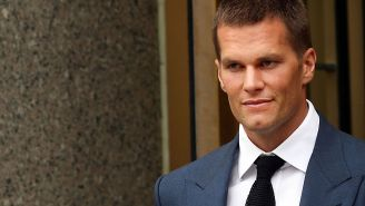 'Frightening' Photo Of Tom Brady And Tony Dungy At Hall Of Fame Goes Viral