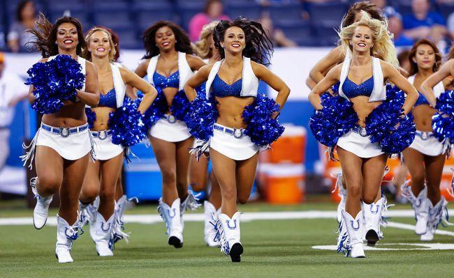 Indianapolis Colts Cheerleaders
