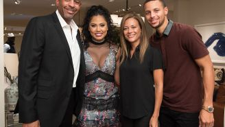 Steph Curry Is Reportedly Angry At His Father Dell For Publicly Accusing His Mother Sonya Of Cheating