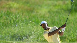 J.R. Smith Is Officially A Collegiate Golfer With His Eyes Set On A National Title