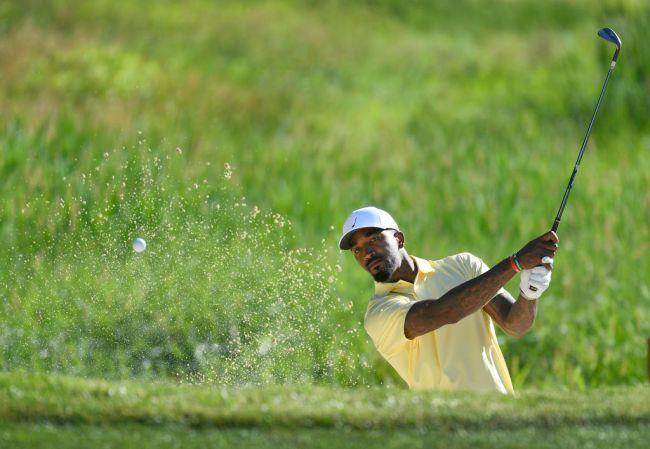 JR Smith Golf North Carolina A&T