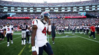 NFL Insider Shoots Down Deshaun Watson To Eagles Trade Rumors, Says Teams Are Worried Watson May Face Jail Time