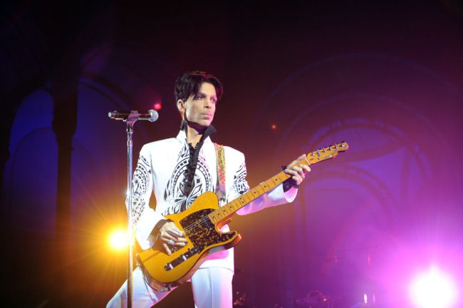 """For the """"Purple Rain"""" tour, Prince planned to sing a song while sitting in a bathtub 10 feet off the ground, sparking pill addiction according to new book """"Nothing Compares 2 U: An Oral History of Prince,"""" by Touré"""