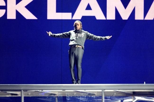 Kendrick Lamar TDE Oklama