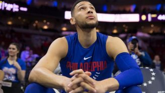Ben Simmons Reportedly Wants Out Of Philadelphia So Badly That He Gave An Ultimatum On Playing Next Year