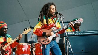 AFC Ajax Released Bob Marley-Inspired 'Three Little Birds' Uniforms And They're Fantastic