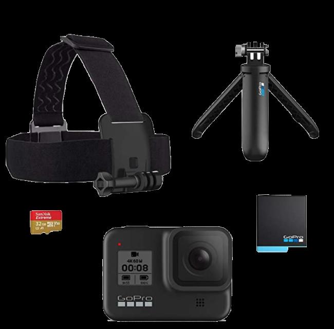GoPro HERO 8 Retail Bundle