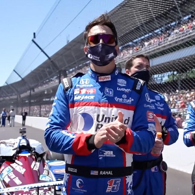 Graham Rahal Indy 500