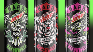 Is The World Ready For Hard Mountain Dew? We're About To Find Out