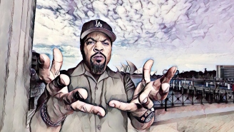 Ice Cube Told Us Why He Was Embarrassed After Watching 'Whack' Rough Cut Of 'Boyz N the Hood'