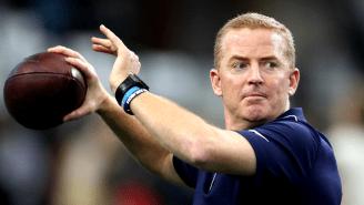 Twitter Loses It When Jason Garrett, Like Deion, Demands Media Call Him 'Coach'
