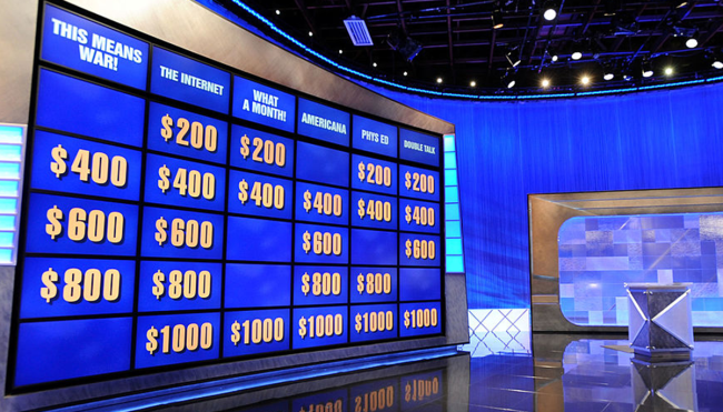 Mike Richards permanent Jeopardy host favorite