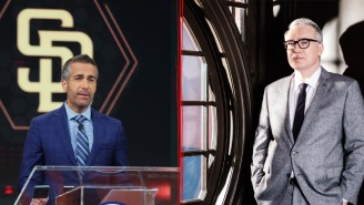 Keith Olbermann Calls ESPN Broadcaster Matt Vasgersian The 'Worst D–-khead In Baseball'