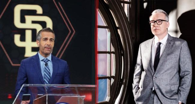 Keith Olbermann Destroys ESPN MLB Broadcaster Matt Vasgersian