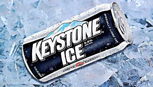 Keystone Ice discontinued eulogy