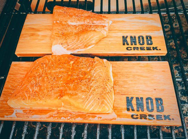 Knob Creek Planks