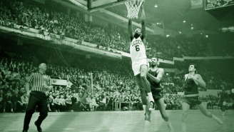 Look Inside The $2.6M Home Hall Of Famer Bill Russell Is Selling That Comes With Some Memorabilia