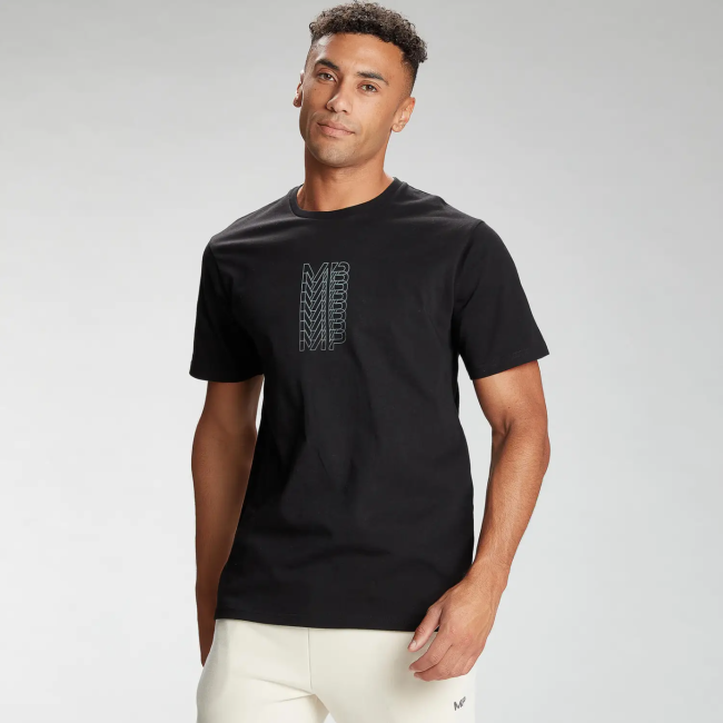 MP Repeat Graphic Short Sleeve T
