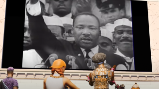 'Fortnite' Failed To Ban Players From Cracking A Whip In Its MLK Experience Despite Disabling Almost Every Other Emote