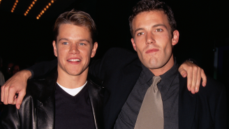 Ben Affleck And Matt Damon Once Won $35K On The Only Bet They Placed In Vegas Thanks To Larry Bird