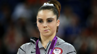 McKayla Maroney Reveals The Horrors She Went Through Competing At The 2012 Olympics
