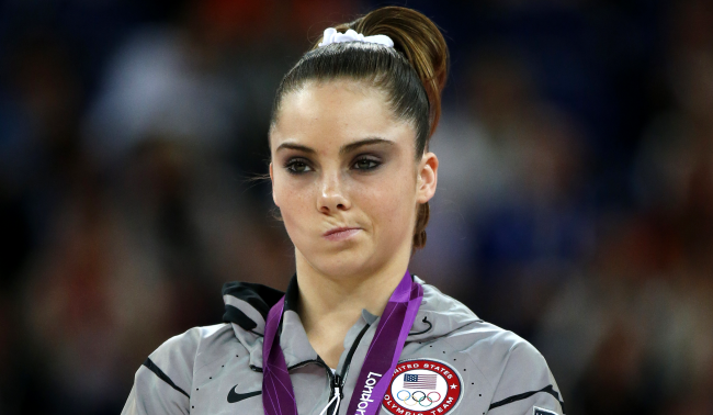 McKayla Maroney Reveals What She Went Through At The 2012 Olympics