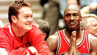 Michael Jordan Reveals His One Regret About 'The Last Dance' And It's Not Scottie Pippen