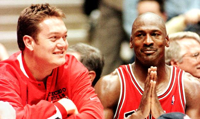 Michael Jordan Reveals One Regret About The Last Dance Luc Longley