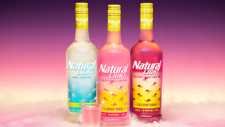 Natty Light Vodka Is Now A Thing That Exists After Naturdays Get A Boozy Upgrade