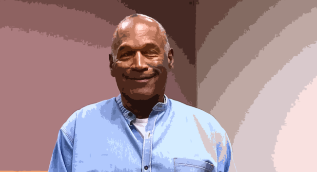OJ Simpson Ordered To Answer Financial Questions In Goldman Case