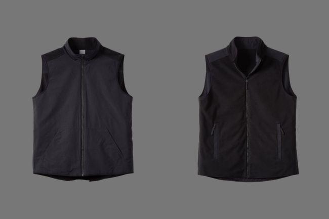 Proof Reversible Vest
