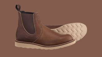 We're Loving These Red Wing Chelsea Boots For The Coming Season