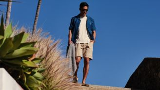 These Relwen Drawstring Paddle Shorts Are 25% Off