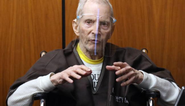 Robert Durst clarifies Jinx murder confession