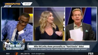 Jenny Taft Absolutely Eviscerated Skip Bayless For His Horrible Take On Mike McCarthy