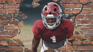 Alabama CB 'Kool-Aid' McKinstry Finally Signed The Best NIL Deal Of All-Time