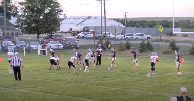 Nebraska Six-Man Football Arthur County SEM