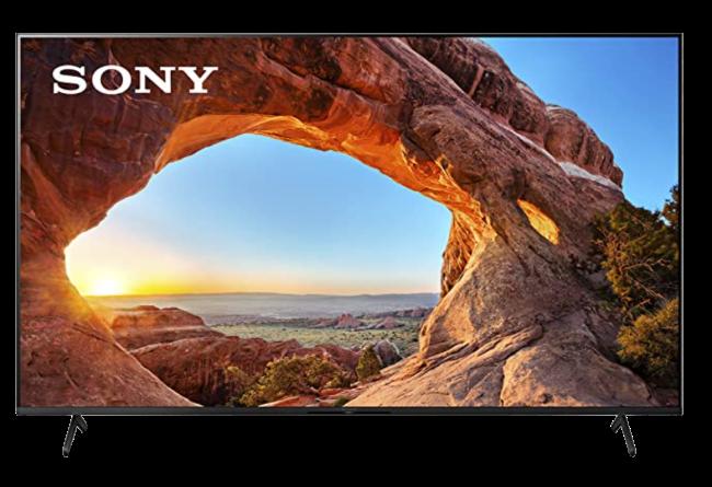 Sony X85J 65-in 4K Ultra HD LED Smart Google TV