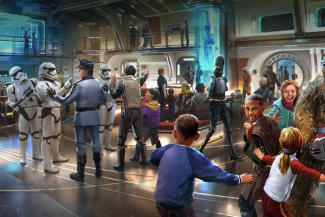 Star Wars Galactic Starcruiser Adventure