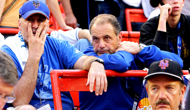 Study Reveals The Most Stressed Out Fans In Sports By Team