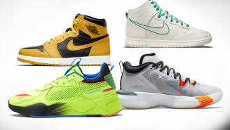 What Sneakers Are Dropping This Week? The Hottest New Releases Plus Our Must-Have Kicks Of The Day
