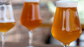 Enjoy Your Favorite Beer With This Quality Beer Glass Set